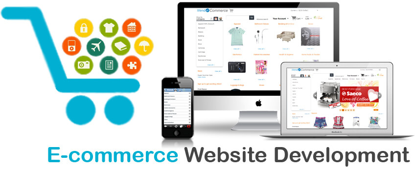 Wondering about the best eCommerce website development In India